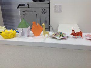 折り紙で動物