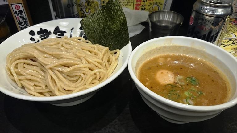 つけ麺(魚介豚骨)