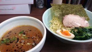 つけ麺(豚骨醤油)