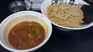 つけ麺(魚介豚骨 辛いVer)