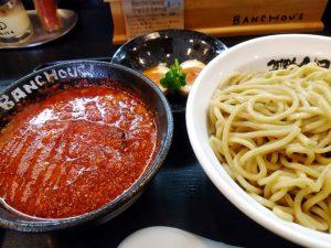つけ麺(辛々)