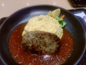 オムライス(デミグラス&鶏飯)