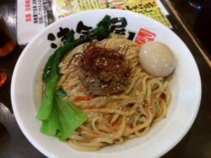 ラーメン(冷やし担担麺)