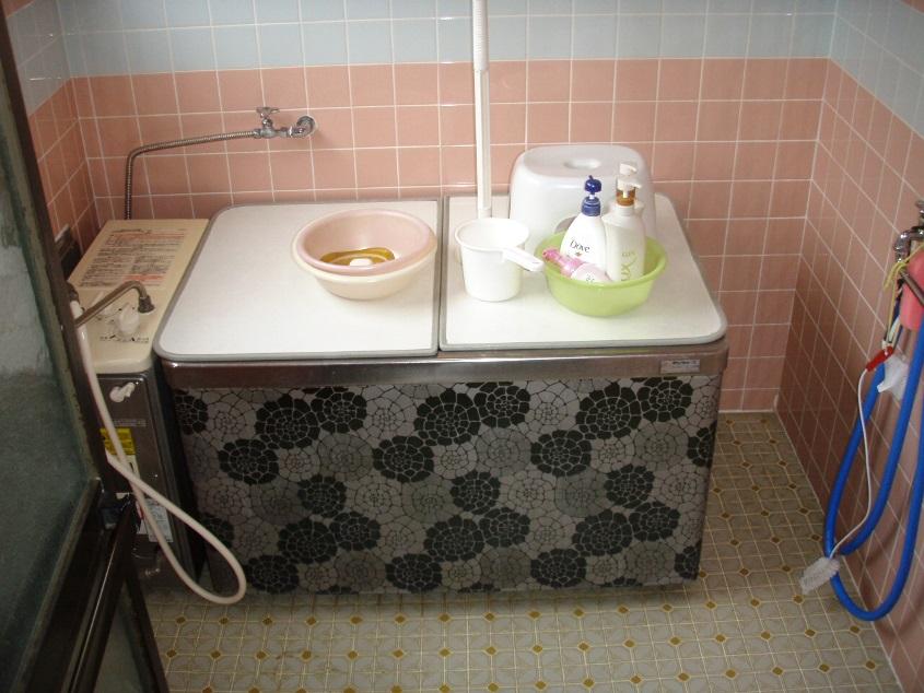 浴室リフォームBefore