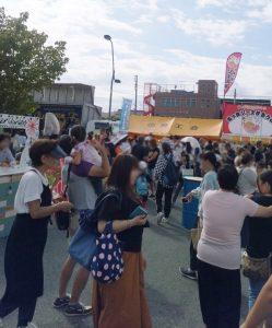 南鳩ヶ谷秋祭り