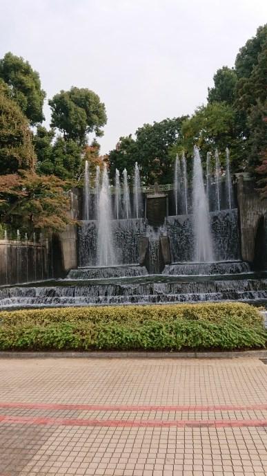 グリーンセンター噴水