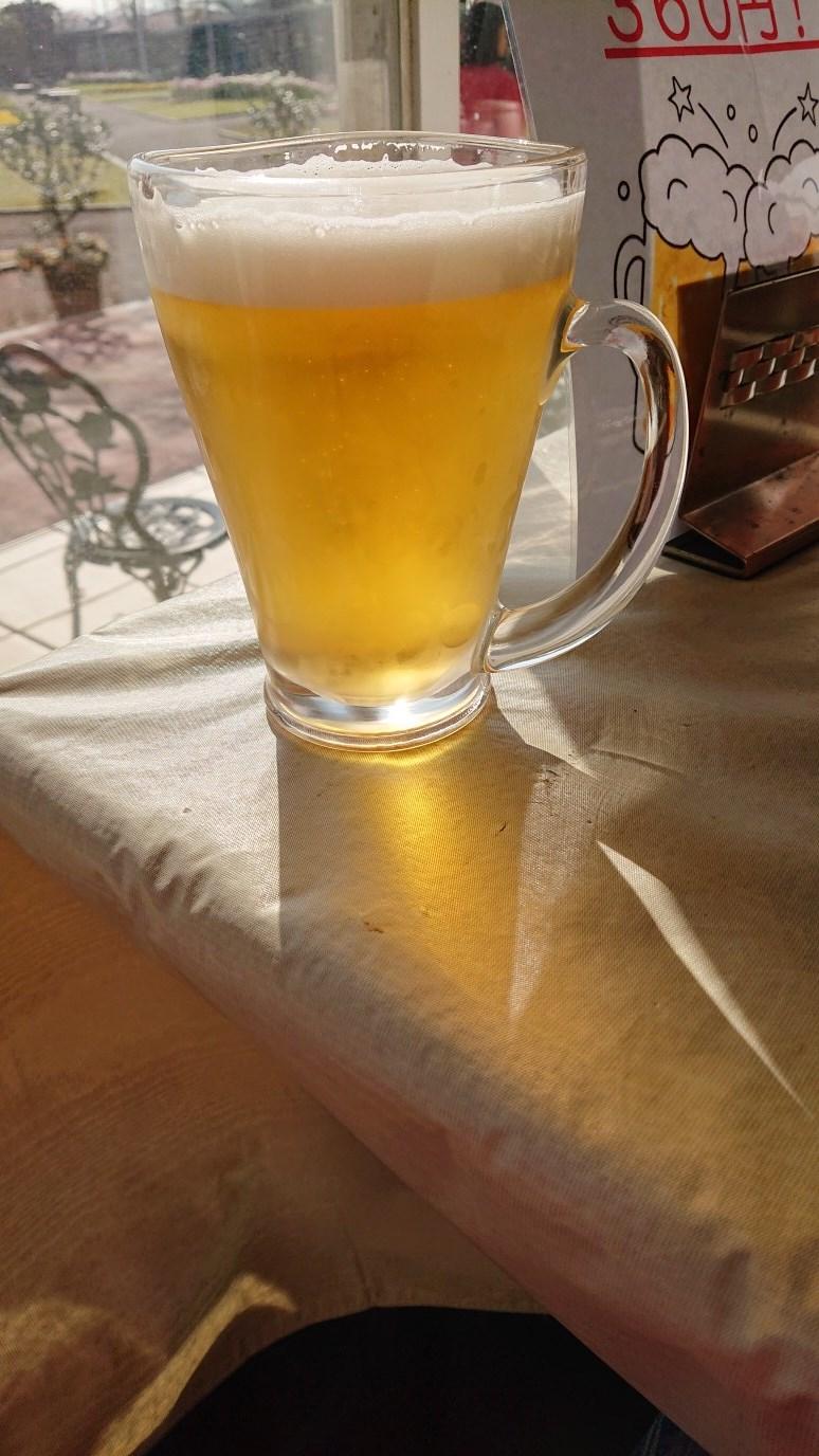 グリーンセンター ビール