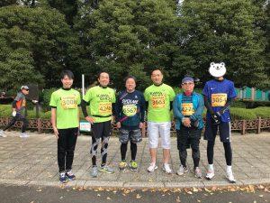 田村工務店マラソン部