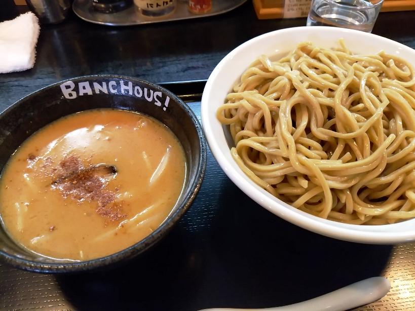味噌つけ麺(大盛り)