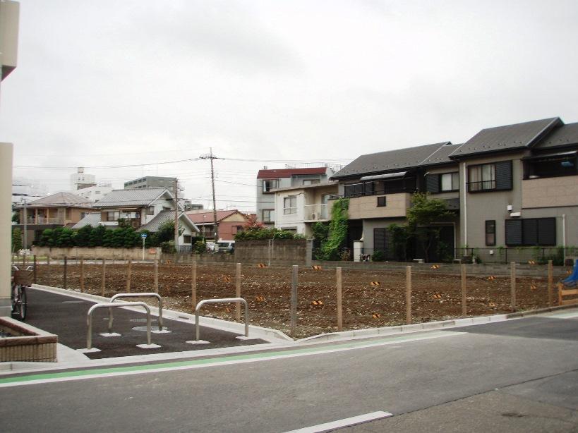 市営住宅解体後